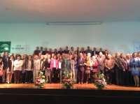 Educación.- Junta rinde homenaje a los docentes jubilados durante el año 2015 en Sanlúcar
