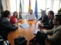 Junta, Ayuntamiento de Níjar y Endesa acuerdan actuaciones para evitar los cortes de luz del pasado verano