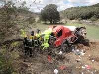 Gobierno de C-LM desactiva el Plan de Emergencia de Transporte de Mercancías Peligrosas en la provincia de Guadalajara