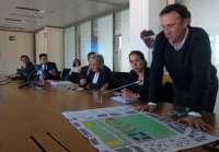 El proyecto del PP en Repsol eleva a unos 130.000 metros cuadrados el espacio público