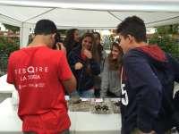Más de 5.000 visitantes conocen los trabajos científicos de 'Diverciencia' en Algeciras