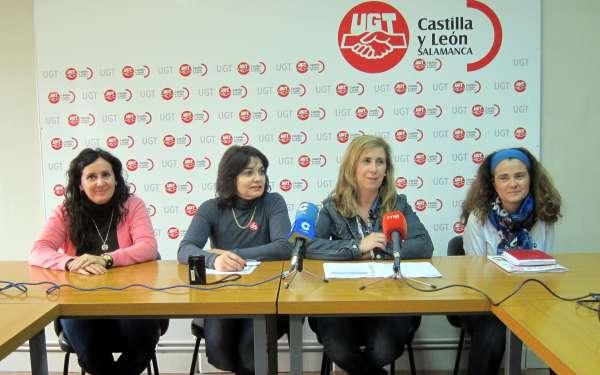 UGT CyL inicia una campaña de recogida de firmas para conseguir el reconocimiento de solape en el Sacyl