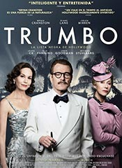 Trumbo: La lista negra de Hollywood - Cartel