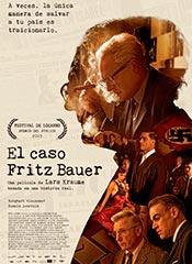 El caso Fritz Bauer - Cartel