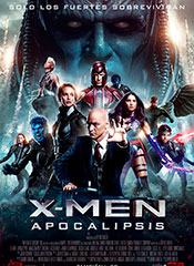 X-Men: Apocalipsis - Cartel