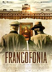 Francofonia - Cartel