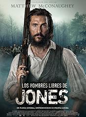 Los hombres libres de Jones - Cartel