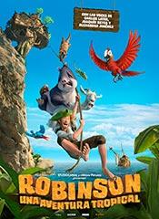 Robinson, una aventura tropical - Cartel
