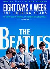 The Beatles: Eight Days a Week - Cartel
