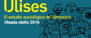 Ulises, estudio sociológico de 20minutos