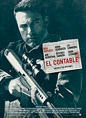 El contable - Cartel