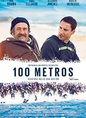100 metros - Cartel