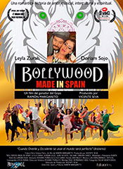 Bollywood Made in Spain - Cartel