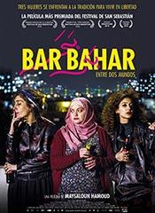 Bar Bahar. Entre dos mundos - Cartel