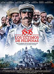 1898: Los últimos de Filipinas - Cartel