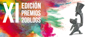 XI edición de los Premios20Blogs