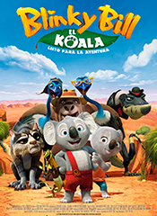 Blinky Bill, el koala - Cartel
