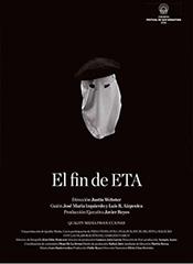 El fin de ETA - Cartel