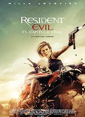 Resident Evil: Capítulo final - Cartel