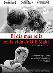 El día más feliz en la vida de Olli Maki - Cartel