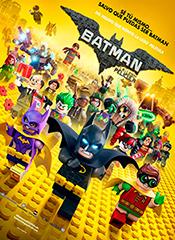 Batman: La LEGO película - Cartel