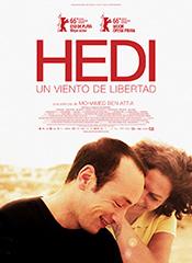 Hedi, un viento de libertad - Cartel