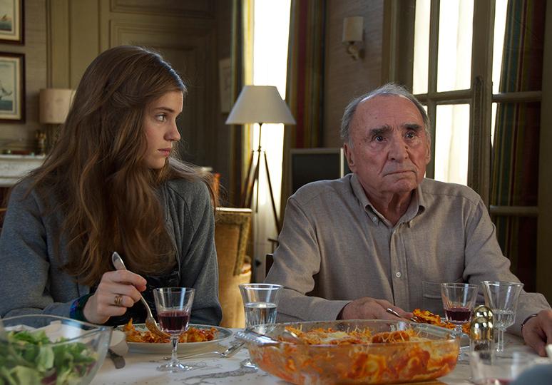 El sr henri comparte piso el cine en for El cuarto piso pelicula