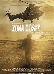 Zona hostil - Cartel