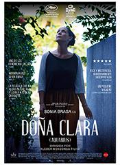 Doña Clara (Aquarius) - Cartel
