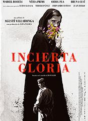 Incierta gloria - Cartel