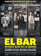 El bar - Cartel