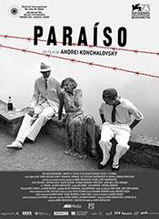 Paraíso - Cartel