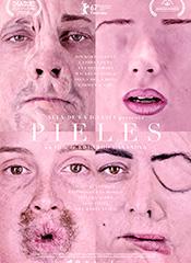 Pieles - Cartel
