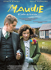 Maudie: El color de la vida - Cartel