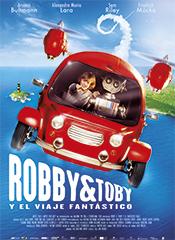 Robby y Toby y el viaje fantástico
