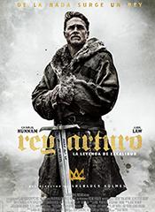 Rey Arturo: La leyenda de Excálibur - Cartel