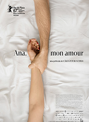 Ana, mon amour - Cartel