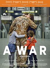 A War (Una guerra) - Cartel