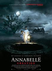 Annabelle: Creation - Cartel