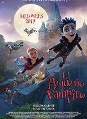 El pequeño vampiro - Cartel