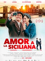 Amor a la siciliana - Cartel