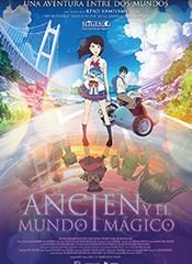 Ancien y el mundo mágico - Cartel