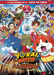 Yo-Kai Watch: La película - Cartel