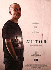 El autor - Cartel