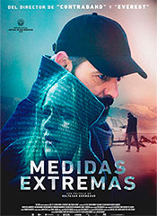 Medidas extremas - Cartel
