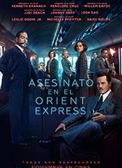 Asesinato en el Orient Express - Cartel