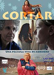 Cortar (Las 1001 novias) - Cartel