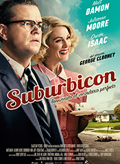 Suburbicon - Cartel
