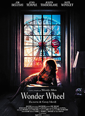 Wonder Wheel (La noria de Coney Island) - Cartel