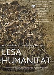 Lesa humanitat - Cartel
